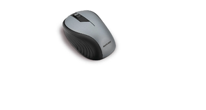 MOUSE WIRELESS MULTILASER 2.4GHZ PRETO GRAFITE USB