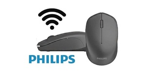 MOUSE WIRELESS PHILIPS M344