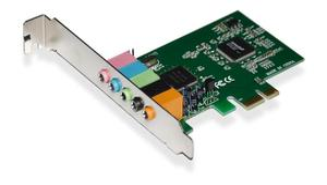PLACA DE SOM MULTILASER 5.1 PCI-EXPRESS 32BITS GA140
