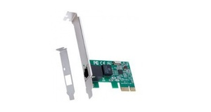PLACA DE REDE VINIK PCI-EXPRESS 10/100 PRV-100E C/ LOW PROFILE