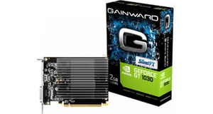 PLACA DE VIDEO GAINWARD GT 1030 2GB DDR5 64BITS