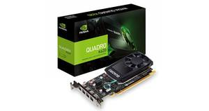 PLACA DE VIDEO QUADRO P620 2GB DDR5 128BIT DP