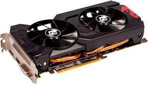 PLACA DE VIDEO RX 570 RADEON 4.0GB  DDR5 256 BITZ  DP/HDMI/DVI