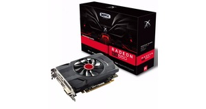 PLACA DE VIDEO RX 550 2GB DDR5  RADEON  DVI-D/HDMI/DP 1203MHZ