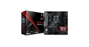 PLACA MAE ASROCK B360M PERFORMANCE (1151/DDR4/D-SUB/DVI/HDMI/USB 3.1/M2 ULTRA)