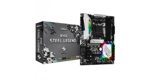 PLACA MAE ASROCK B450M STEEL LEGEND (AM4/DDR4/HDMI/DISPLAYPORT/M.2/USB 3.1/CROSSFIREX/RGB)