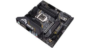 PLACA MAE ASUS TUF GAMING B460M-PLUS (LGA 1200/DDR4/HDMI/DVI/DISPLAYPORT/M.2/USB3.2)