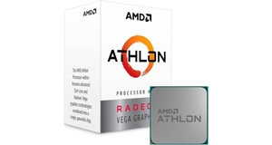 PROC. AMD ATHLON 200GE BOX (AM4 / 3.2GHZ / 5MB CACHE)