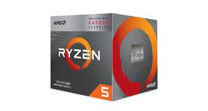 PROC. AMD RYZEN R5 3400G DDR4 3.7GHZ AM4 6MB CACHE (COM VIDEO INTEGRADO)