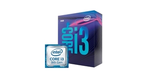 PROC.CORE I3-9100F LGA 1151 3.60GHZ 6MB CACHE SEM VIDEO INTEGRADO (9A.GERACAO)