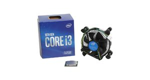 PROC. CORE I3-10100 LGA 1200/4 CORES/8 THREADS /3.6GHZ / 6MB CACHE / UHD INTEL 630)10A.GER