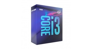 PROC. CORE I3-9100 LGA 1151 / 4 CORES / 4 THREADS / 3.6GHZ / 6MB CACHE