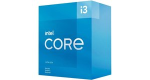 PROC. INTEL CORE I3 LGA 1200 I3-10105F 3.70GHZ 6MB CACHE SEM VIDEO LGA1200