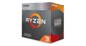 PROC. AMD RYZEN 3 3200G 3.6GHZ AM4 45-65W (COM VIDEO INTEGRADO)