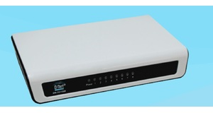 SWITCH D-NET 08 PORTAS GIGABIT 10/100/1000MBPS DN-SG1008