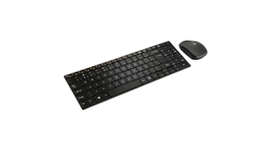 TECLADO E MOUSE MULTILASER WIRELESS USB TC202