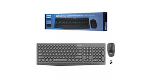TECLADO E MOUSE WIRELESS  PHILIPS C323