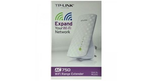 WIRELESS ACCESS POINT TP-LINK AC750 300MBPS REPETIDOR RANGE EXTENDER DUAL BAND RE200