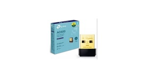 WIRELESS DONGLE TP-LINK USB DUAL BAND 2.4/5GHZ T2U NANO AC600 2,4/5GHZ