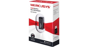 WIRELESS DONGLE USB MERCUSYS MW300UM WIRELESS MINI 300MBPS