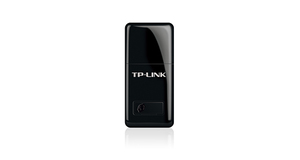 WIRELESS DONGLE USB TP-LINK 300MBPS MINI TL-WN823N